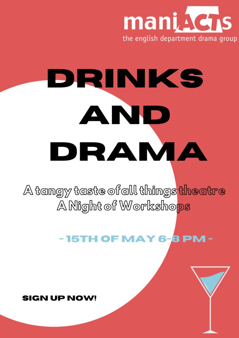 Drinks and Drama